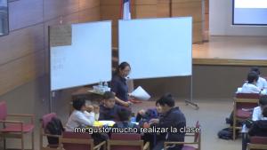 Experiencia de EC en conjunto con Escuela de Antofagasta